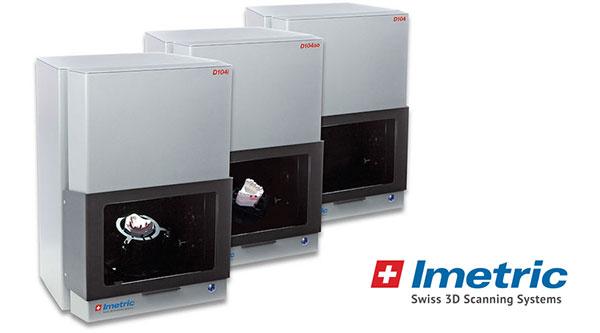 IScan D104  Imetric  - 3D scanners