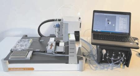 BioScaffolder  2.1 GeSim   - 3D printers