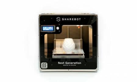 Next Generation Sharebot - 3D printers