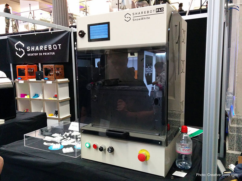SnowWhite Sharebot - 3D printers