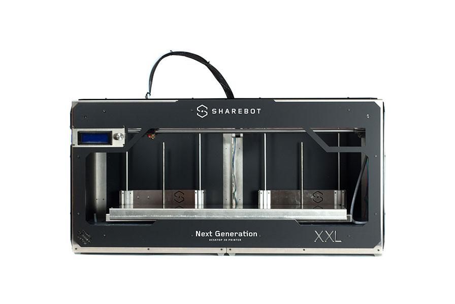 XXL Sharebot - 3D printers