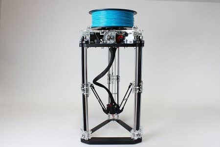 µDelta eMotion Tech - 3D printers