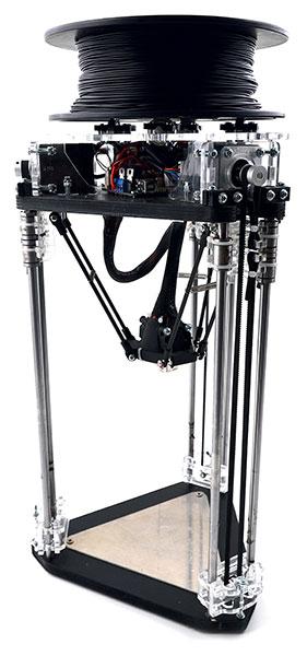 µDelta eMotion Tech - 3D printers