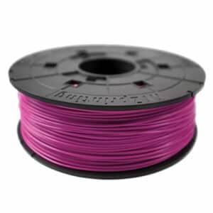 3D printing filament XYZPrinting ABS Plastic Filament Cartridge 1.75 mm Diameter 600g Purpurin1