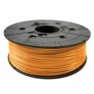 3D printing filament XYZPrinting ABS Plastic Filament Cartridge 1.75 mm Diameter 600g Tangerine