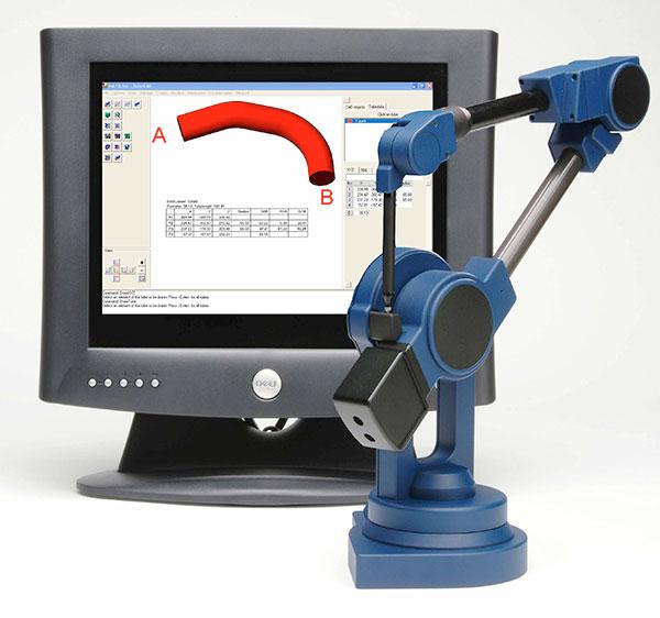 MLX MicroScribe - 3D scanners