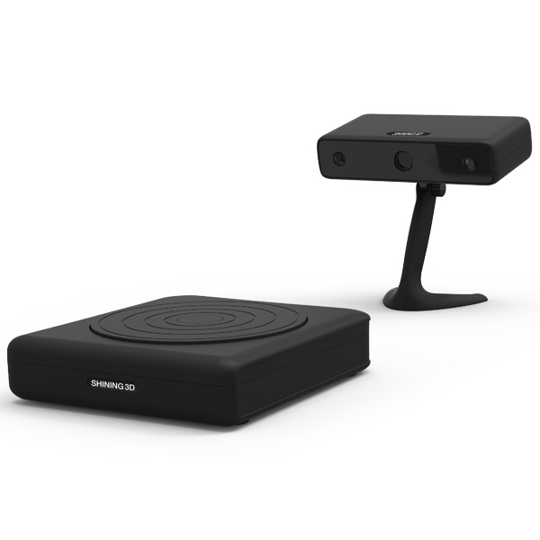 The EinScan-S: a fast, accurate and affordable desktop 3D scanner