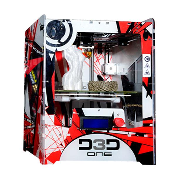 D3D.ONE ABS+PLA Model Dynamo3D - 3D printers