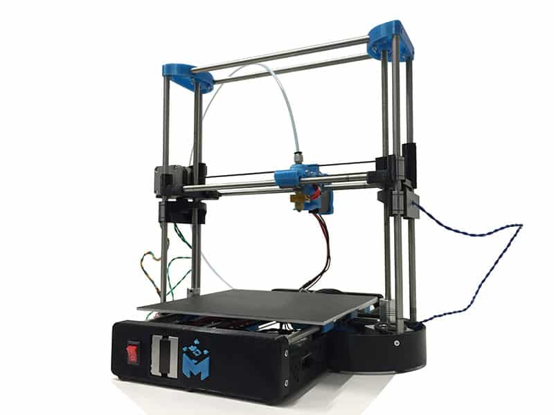Machines 3d just make it kit review 3d printer for Made with 3d printer