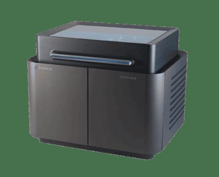 Objet350 Connex3 Stratasys - Full color, Large format