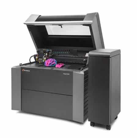 Objet500 Connex3 Stratasys - Full color, Large format