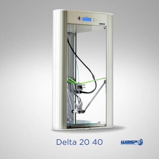 DeltaWASP 20 40 WASP - 3D printers