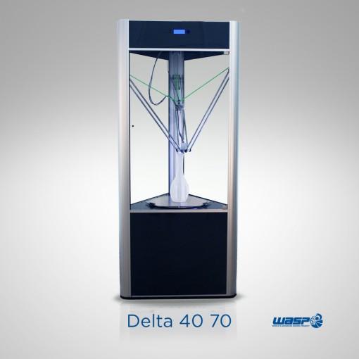 DeltaWASP 40 70 WASP - 3D printers