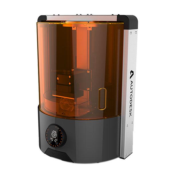 The Autodesk Ember 3D printer