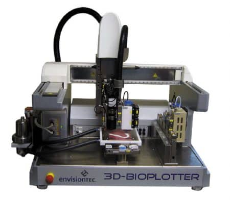 3D-Bioplotter Manufacturer Series EnvisionTEC - Bioprinting, Ceramic