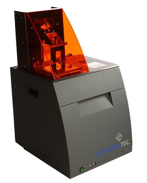 Perfactory Desktop Digital Shell Printer (DDSP)