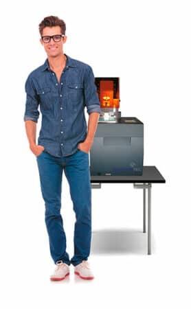 Perfactory Mini DDSP EnvisionTEC - 3D printers