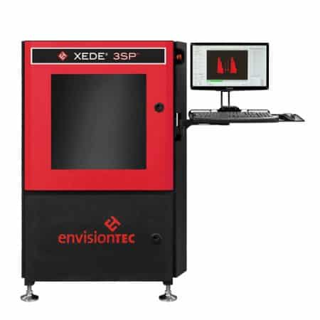Xede 3SP Ortho EnvisionTEC  - Dental, Large format, Resin