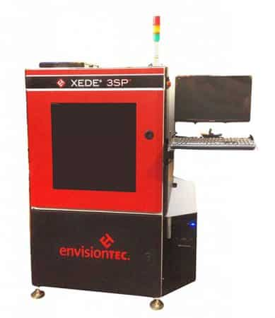 Xede 3SP EnvisionTEC  - Large format, Resin