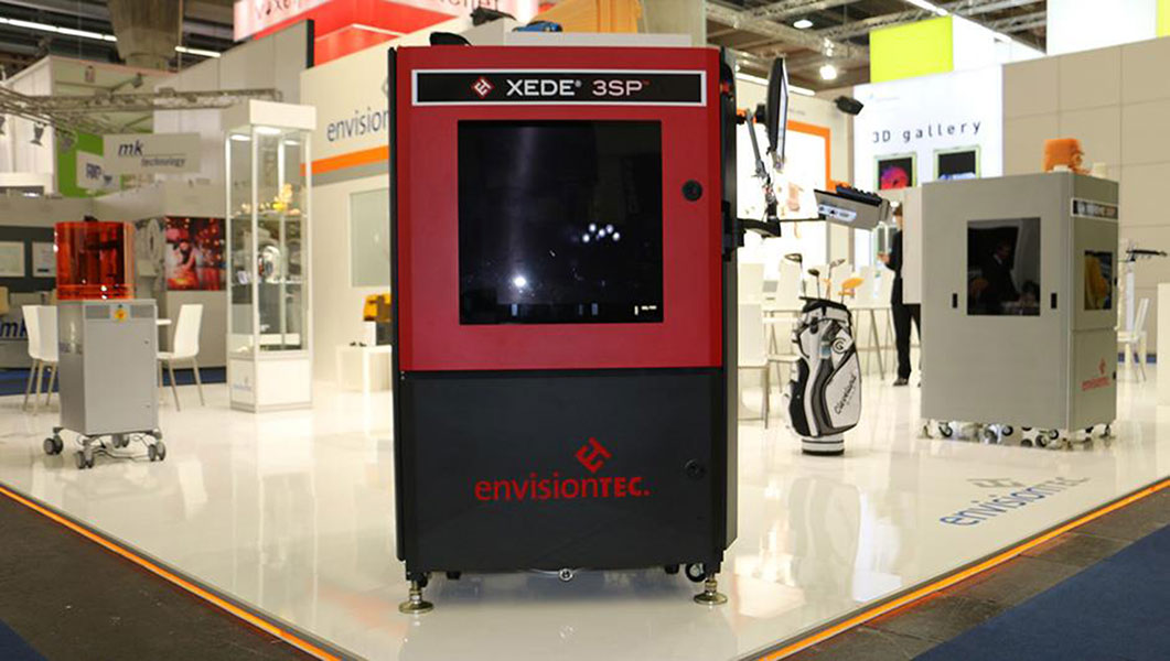 Xede 3SP EnvisionTEC  - 3D printers
