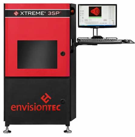 Xtreme 3SP EnvisionTEC  - Large format, Resin