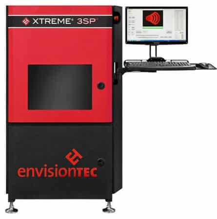 Xtreme 3SP Ortho EnvisionTEC  - Dental, Large format, Resin