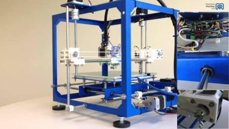 Protos V3 Full Kit innovatiQ - 3D printers