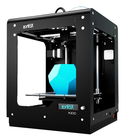 3D printer categories - Desktop 3D printer