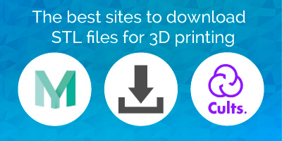 The best sites to download STL files for 3D printing