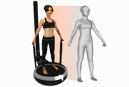 3D body scanners are getting hot in fitness. They can help sports clubs to retain better their clients.