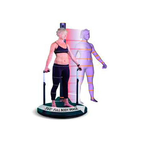 3D body scanning Fitness applications