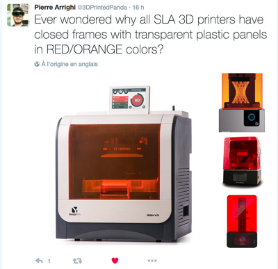 Meilleures imprimantes 3D SLA/DLP pour la bijouterie