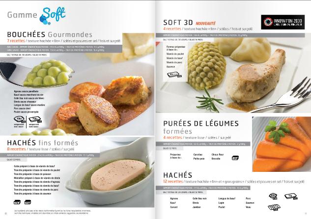 food 3D printing