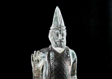Statue en dessinée en 3D, avantages de l'impression 3D pour les musées.