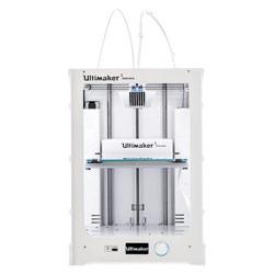La Ultimaker 3 Extended est une imprimante 3D grand volume qui peut être utilisée pour réaliser des maquettes architecturales.