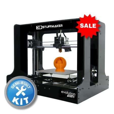 Evolution Gen 2 (Kit) 3D Stuffmaker  - 3D printers