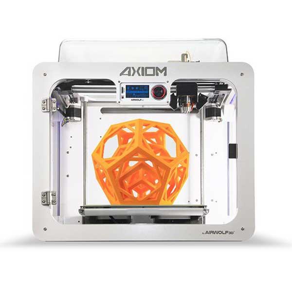 AXIOM Direct Drive 3D Printer Airwolf 3D - 3D printers