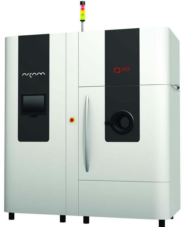 Q20 Arcam  - 3D printers