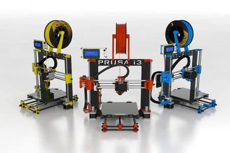 Prusa i3 Hephestos (Kit) BQ - 3D printers