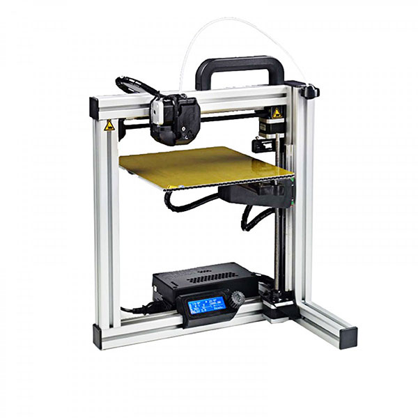 3D printer Boots Industries FELIX 3.0 single Extruder assembled Front