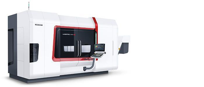 LASERTEC 4300 3D DMG Mori - 3D printers