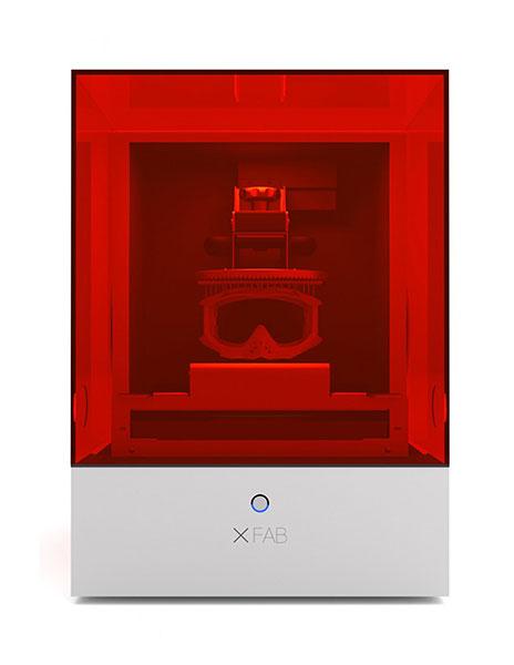 XFAB DWS - 3D printers