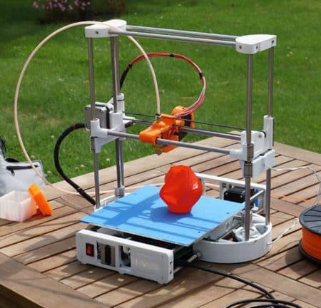 Discovery200 (Kit) Dagoma - 3D printers