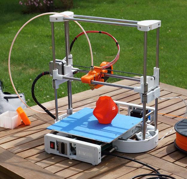 Discovery200 (Kit) Dagoma - 3D printers