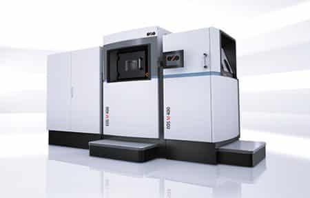 EOS M 400 EOS  - Hybrid manufacturing, Large format, Metal