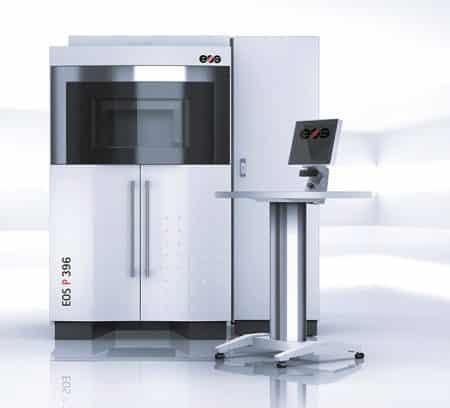 EOS P 396 EOS  - Hybrid manufacturing, Large format, SLS - EN