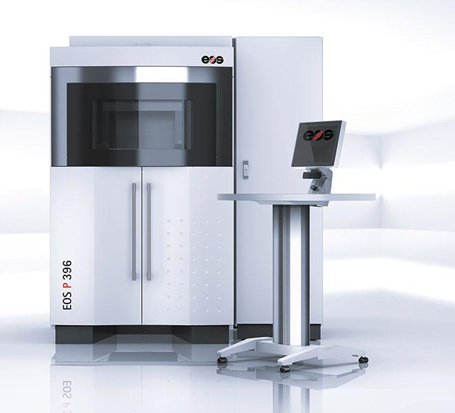 EOS P 396 EOS  - 3D printers
