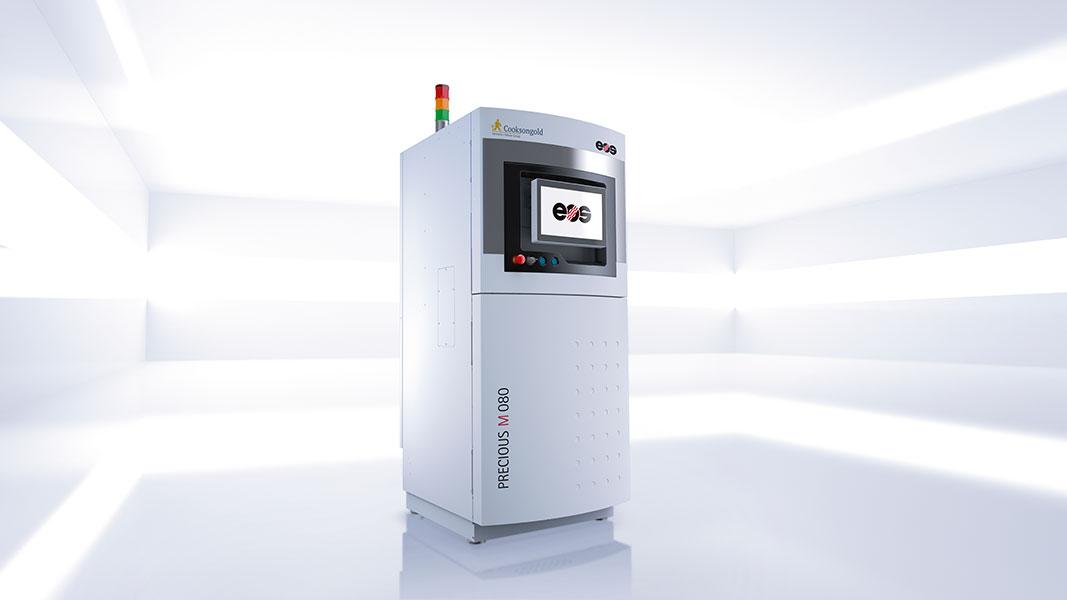 PRECIOUS M 080 EOS  - 3D printers