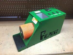 3D printer Filabot Original, front perspective