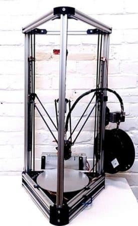Kossel 2020 (Kit) Folger Tech - 3D printers